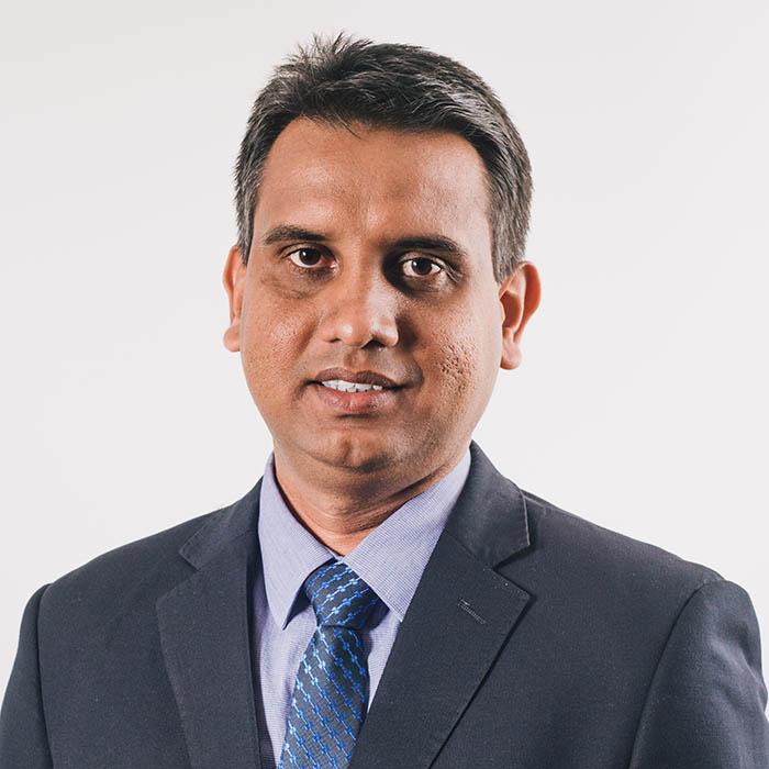 H.D.E.C.Jayasekara-Partner-Gajma