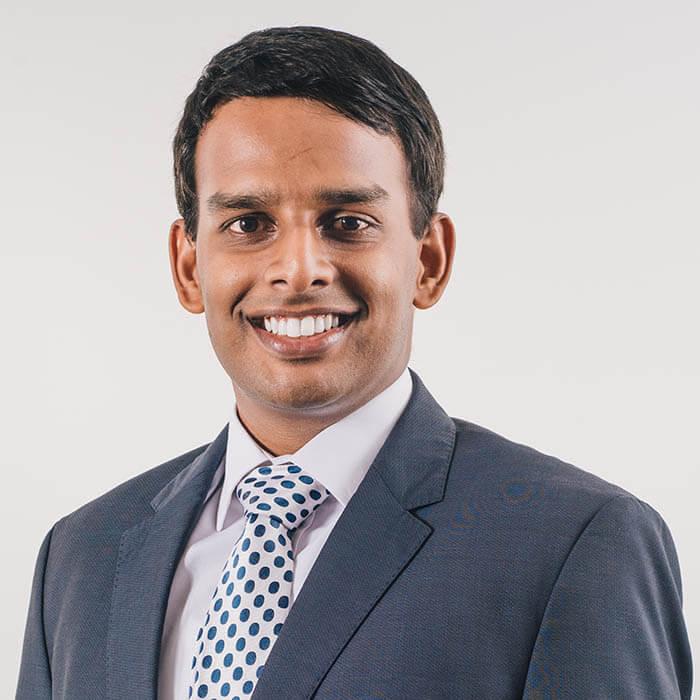 Jithendran-Gajendran-Partner- Gajma